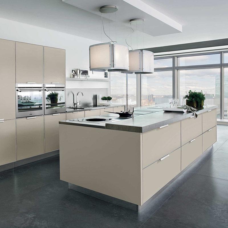 Reforma de cocina para vivienda. Proyectos de obra con J-10